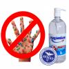 Pachet Biocid Gel dezinfectant pentru maini Hygienium 1000 ml, avizat Ministerul Sanatatii + Viziera protectie rabatabila, la oferta promotionala✅. Produse profesionale de igiena si dezinfectie✅.