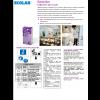 Dezinfectant Ecolab Sanichlor Tablete de clor pentru curatare suprafete bucatarie, 160 buc., la oferta promotionala✅. Produse profesionale de igiena si dezinfectie✅.