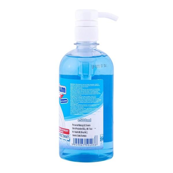 Detergent Hygienium vase dezinfectant, 500 ml, la oferta promotionala✅. Produse profesionale de igiena si dezinfectie✅.
