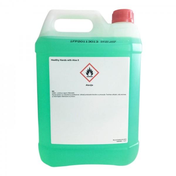 NCH Maintenance Gel antibacterian dezinfectarea si curatarea instantanee a mainilor, 5 L, la oferta promotionala✅. Produse profesionale de igiena si dezinfectie✅.